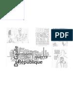 Wordle de De gaulle