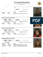 Peoria County booking sheet 08/17/13