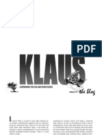 Drawing Research Call - Klaus