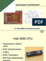 Microprocessor 8085 A