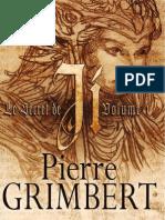 Grimbert,Pierre-[Le Secret de Ji-1](1997).OCR.french.ebook.alexandriZ