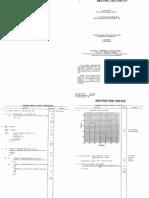 AL Maths & Stat.1994_MarkingScheme