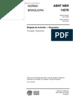 NBR-14276+(2006)+-+Programa+de+Brigada+de+Incêndio