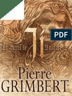 Grimbert,Pierre-[Le Secret de Ji-2](1997).OCR.french.ebook.alexandriZ