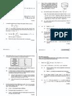 AL Maths & Stat.2004 Question