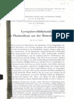 Lysergsäure-diäthylarnid, ein Phantastikum aus der Mutterkorngruppe