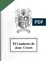 El Cuaderno de Jean Crozet
