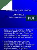 ELEMENTOS DE UNION chavetas.ppt