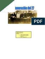 Word Indice Trabajo Generacion 27 Texto