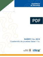 Cuadernillo de Pruebas Saber 11 (2)