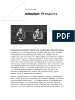 Gilles Deleuze y Felix Guattari