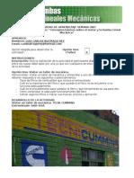 Actividad Aprendizaje Semana Uno BLM - Luis Buitrago