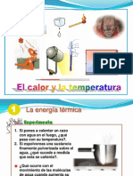 El Calor y La Temperatura