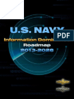 Information Dominance Roadmap March 2013