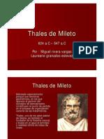 ThalesMileto