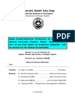 Mémoire DEA Boubacar DRAME