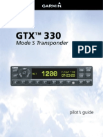 Garmin GTX330 Transponder_PilotsGuide