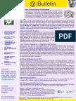 EUFAMI @Bulletin August 2013