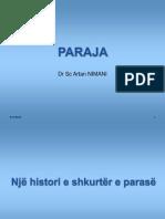 Financa_02 Paraja - Historia