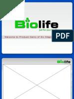 Biomagnetic bracelet Biolife India