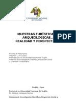 revista resúmenes 2011 ii MUESTRAS TURISTICAS