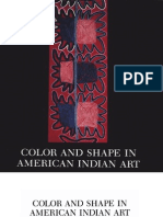Color and Shape in American Indian Art