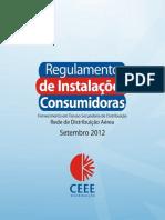 Regulamento de Instalações Consumidoras (R.I.C)