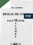 Mayombe Palo Monte
