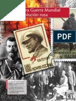 Primera Guerra y Rev Rusa