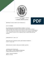 Demanda Por Cobro de Bolivares