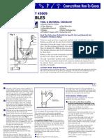 Plan a Bathroom - Install Toilets