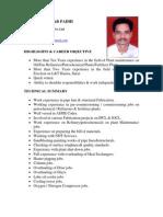 Resume_susant Kumar Padhi