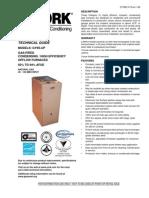York Furnace Manual
