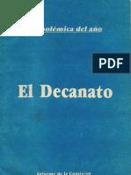El Decanato