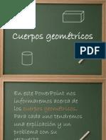 desarrollo de los cuerpos geometricos