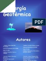 estudio energ�a geotermica.ppt