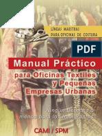 Manual práctico para oficinas textiles y pequeñas empresas urbanas