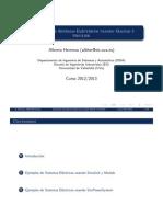 Simulacion de Sistemas Electricos Usando Matlab y Simulink