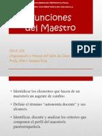 1. Funciones Del Maestro Ok