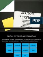Sector Servicio