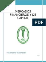 Pic Mercados Financieros y de Capital