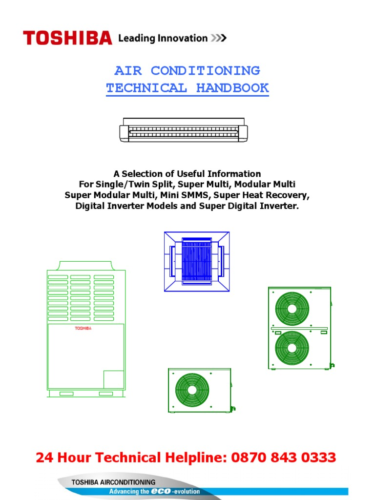 Aires Acond Toshiba | Air Conditioning | Heat Pump