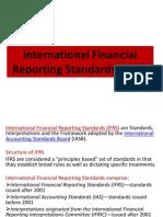 International FinancInternational Financial Reporting Standards (IFRS) ial Reporting Standards (IFRS) -PPT