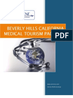 Beverly Hills Medical Tourism Package