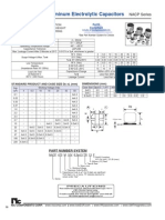 NIC Components NACP Series