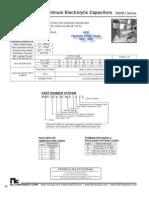 NIC Components NAWU Series