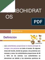 Seminario N 01-Carbohidratos