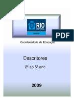 descritores2ao5ano2009