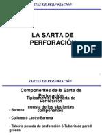 Sarta de Perforaciòn ( I congreso mecanica)