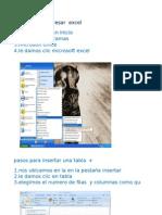Manual de Microsoft Excel